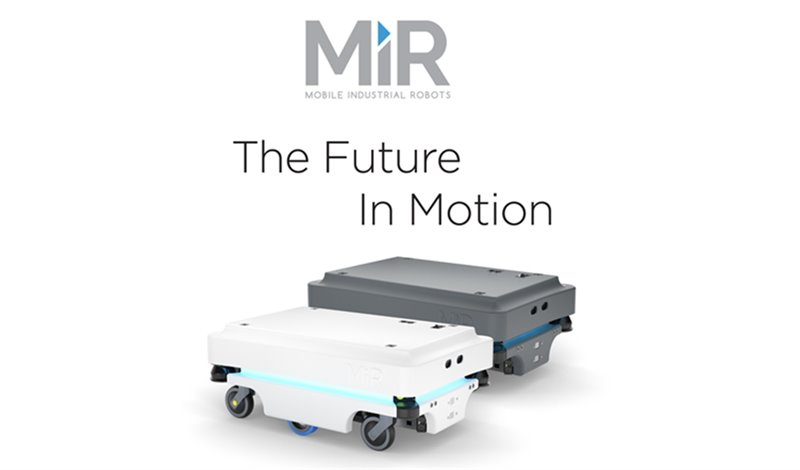 MiR robots are joining the AHS team!
