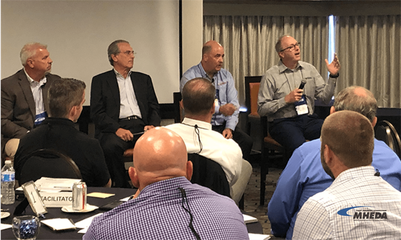 AHS Speaks at MHEDA's first Automation Solution Conference