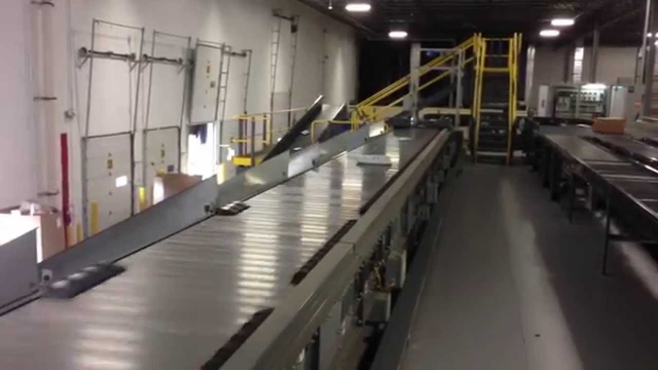 High Speed - Poly Bag Sorter