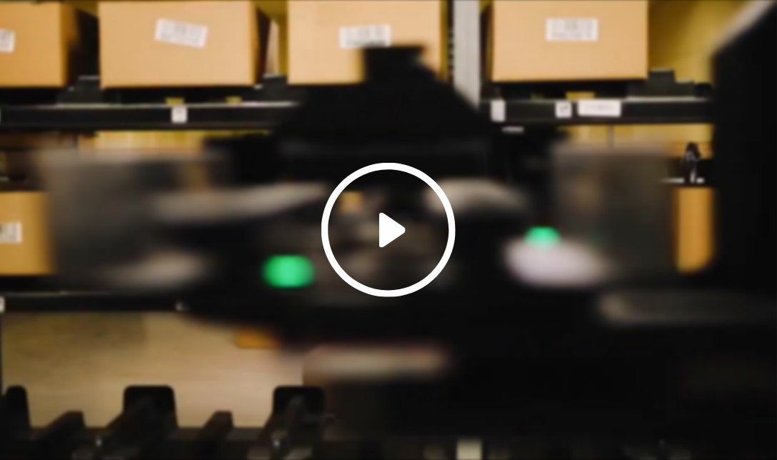 Outbound – Robotic Fulfillment